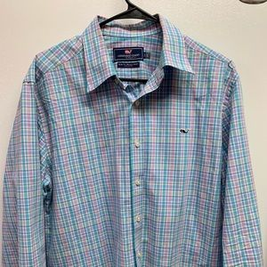 Vineyard vines longsleeve button-down shirt
